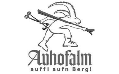 Bergrestaurant Auhofalm GmbH, Logo
