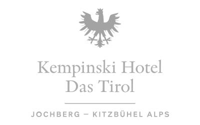 Kempinski Hotel Das Tirol Jochberg, Logo